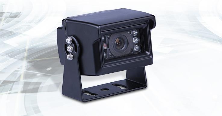 Reversing cameras promotes driver best practice