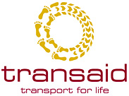 Transaid Logo, transport for life